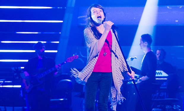 12_year_old_Voice_Kids_UK_singer_Courtney_wows_with_a_Tina_Turner_cover_in_first_Blind_Audition